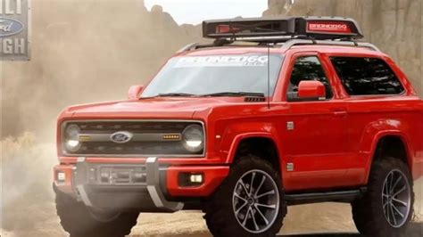 2020 Ford Bronco News by News 2020 Ford Bronco Photos