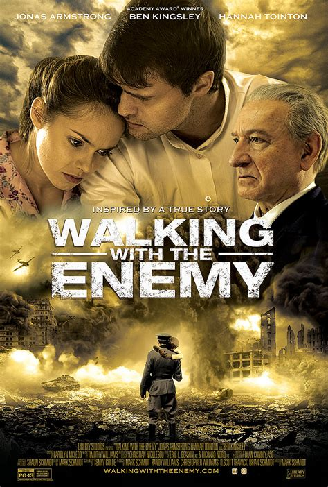 film enemy walking with the enemy 2014 rotten tomatoes