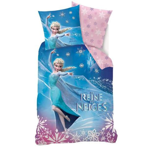 Parure De Lit Elsa La Reine Des Neiges by Disney La Reine Des Neiges Parure De Lit Housse De