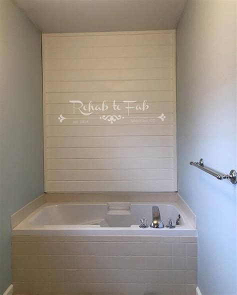 diy bathroom paint ideas my master bath got a shiplap transformation hometalk