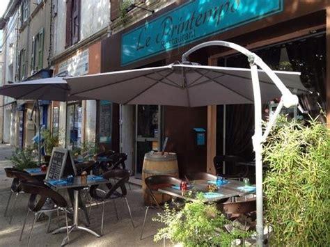 Le Patio Pertuis by Le Printemps Pertuis Restaurant Avis Num 233 Ro De