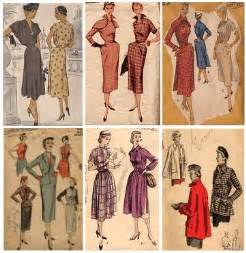 ruchette look in 1950 fashion trends