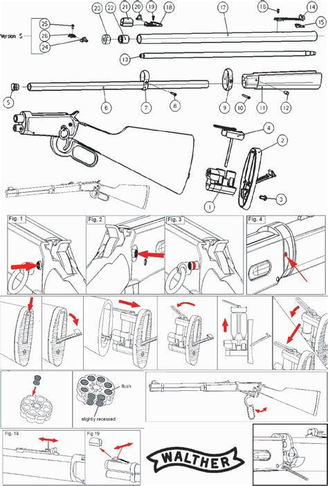 winchester model 94 diagram winchester model 94 schematic winchester get free image
