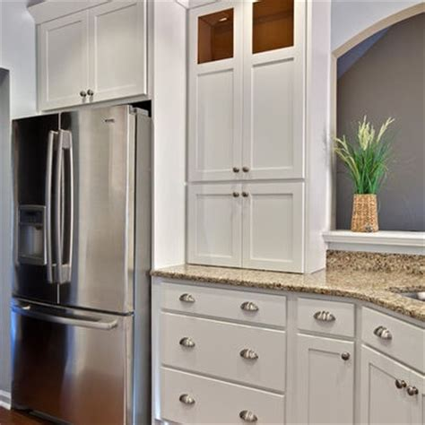 kitchen cabinets with cup pulls white cabinets cup pulls bern ct pinterest