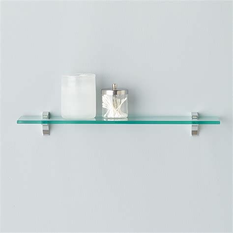 Glas Shelf by Glass Shelf Clip Kits The Container Store