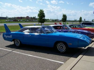 Profile: Plymouth Road Runner Superbird ? Infinite Garage