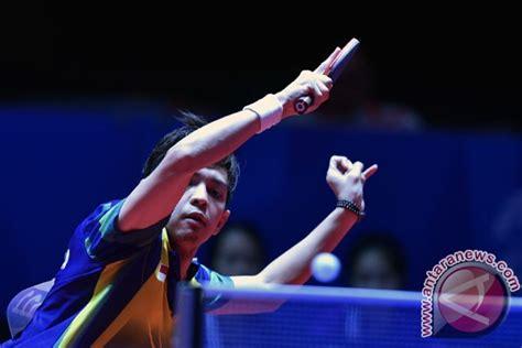 Meja Pingpong Makassar makassar tuan rumah kejuaraan tenis meja se asean antara