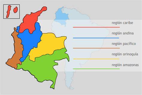 imagenes regiones naturales de colombia regiones geograf 237 a informaci 243 n general colombia info