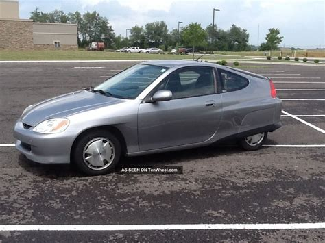 2000 honda insight 5 spd 54 9 mpg cold a c trans