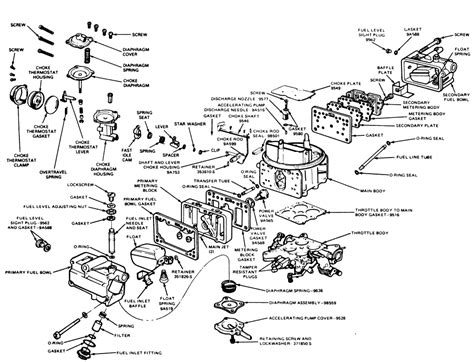 2 barrel carburetor diagram holley 1850 carburetor diagram wiring diagram and fuse box