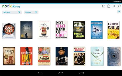 book apps for android nook read books magazines apk free android app appraw