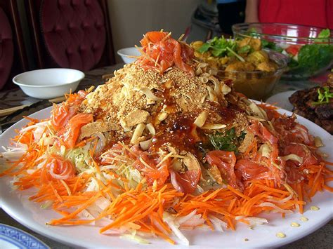 new year yee sang meaning new year in malaysia