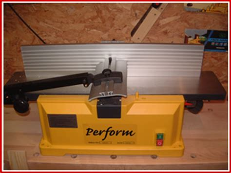 bench jointer uses perform s bench top jointer