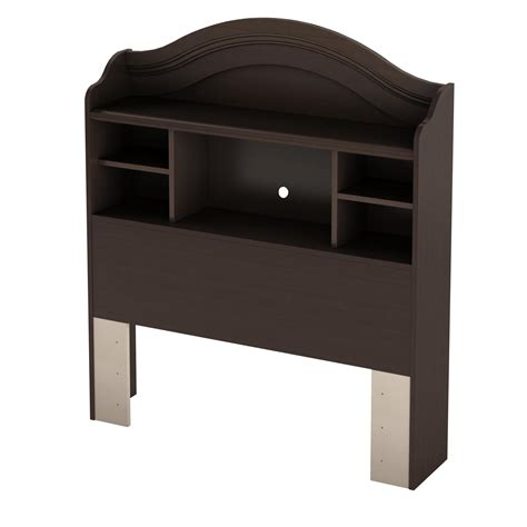 headboard bookcase south shore summer bookcase headboard 39 quot by oj commerce 3210098 190 64