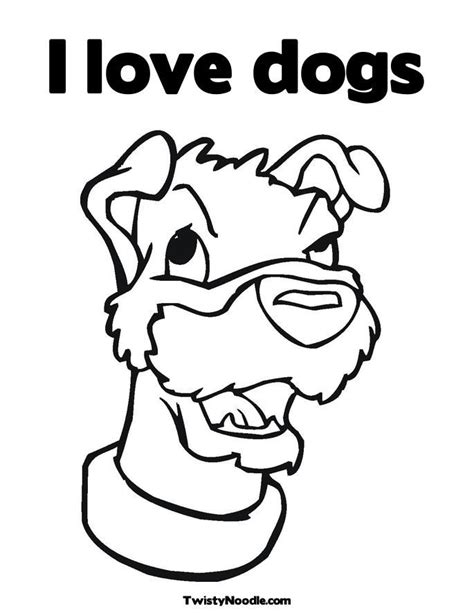 r dogs r dogs colouring pages page 2 coloring home
