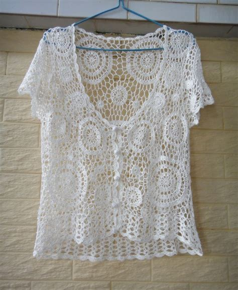 Handmade Crochet Tops - 17 best images about handmade crochet tops on