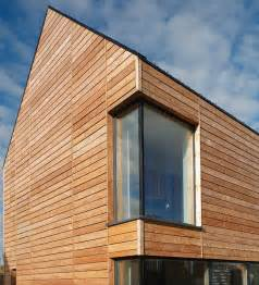Exterior Timber Cladding Wood Cladding Ideas Self Build Co Uk