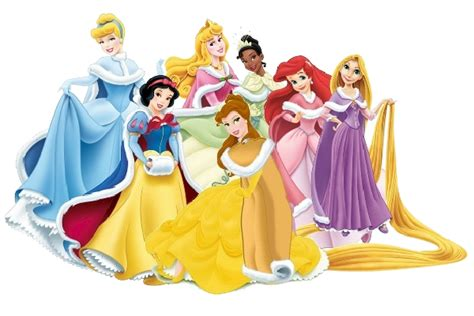disney princess christmas clipart clipart suggest
