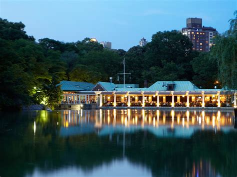 loeb boat house the loeb boathouse central park lacompagnie