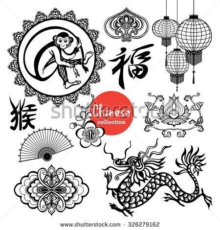 chinese design elements vector free japanese fan stock images royalty free images vectors
