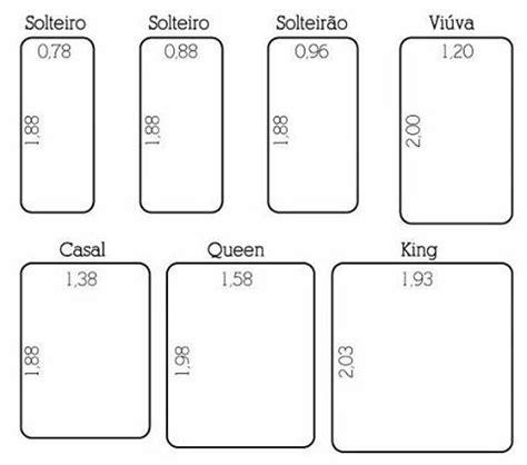 cama medidas 25 melhores ideias sobre medidas de cama queen no