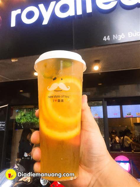 Royal Tea Detox Reviews by Review Tr 224 Sữa Kem Cheese Ngon Tuyệt đỉnh Từ Hồng Kong