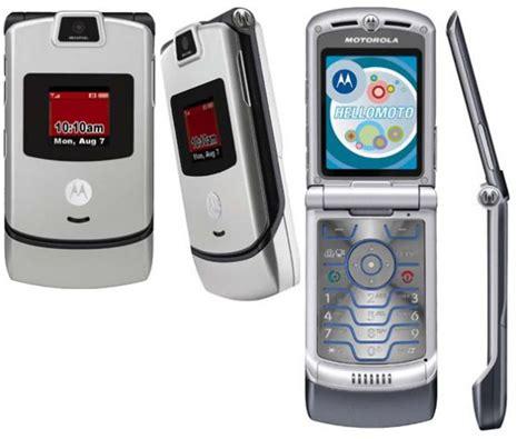 Motorola Razr V3m Images Characteristics And User Opinions