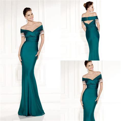 beaded green dress sleeve mermaid emerald green dress evening prom