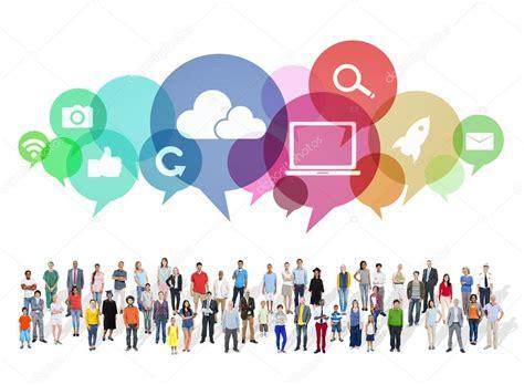 imagenes de simbolos sociales pueblo multi 233 tnico con s 237 mbolos de los medios de