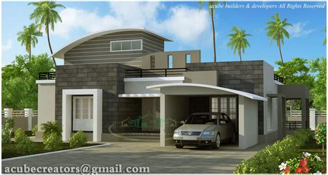 kerala contemporary house plans contemporary modern kerala house plan at 2476 sq ft