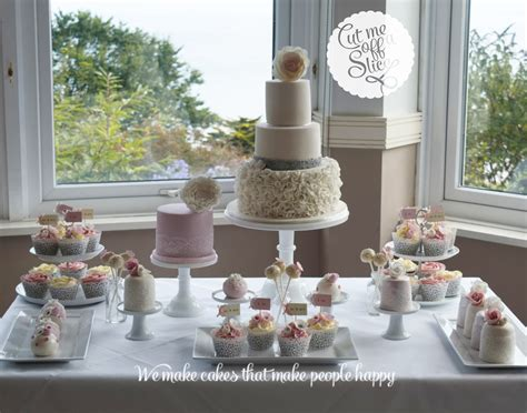 Cake Table Wedding by Cake Tables Wedding Cakes Cut Me A Slice The Cake