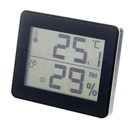 Hygrometer Thermometer Digital Ruangan Tfa Dostmann Germany tfa digital thermo hygrometer thomann uk