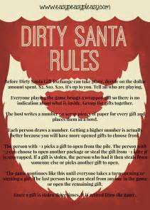 dirty santa lottery tickets the perfect gift easy peasy pleasy