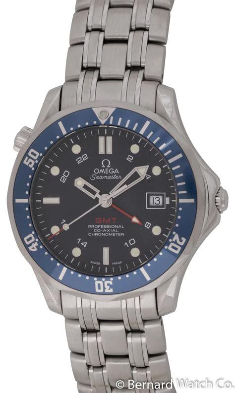 Omega Seamaster Professional Gmt omega seamaster professional gmt co axial 2535 80
