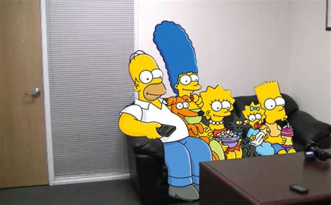 the couch porn a couch gag that the simpsons haven t done funny