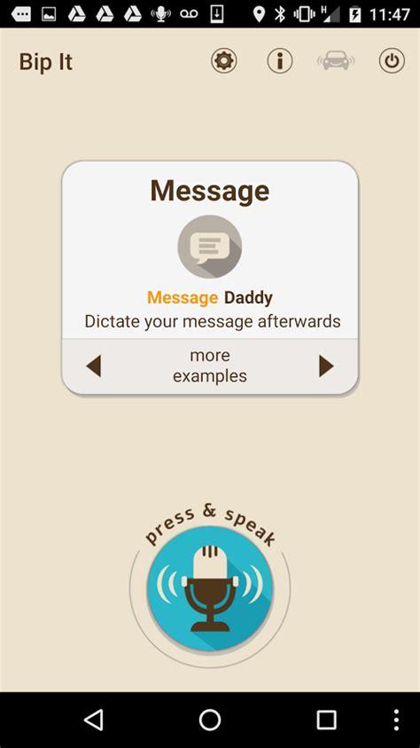 voice commands android bip it voice commands apk mod android apk mods