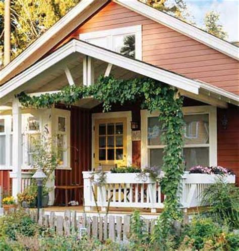 Home Decorating Design Forum Gardenweb by Small House With Front Porch Any Ideas To Make This
