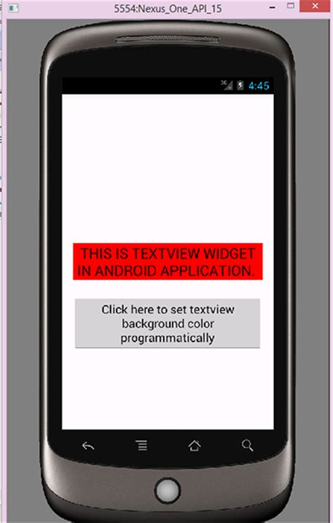 android textview layout height programmatically set textview background color android programmatically