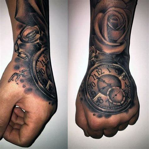 compass hand tattoo reddit 100 ideas to try about clock compass tattoo 2 you
