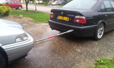 how to tow a car what car damage can arise from towing your own car