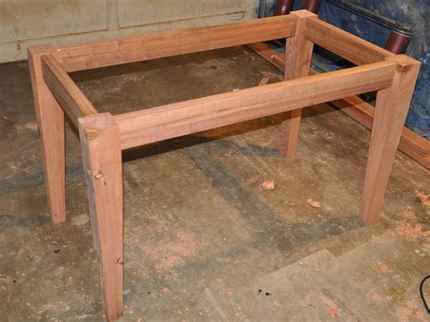 how to make desk legs make a wooden that is easily disassembled make