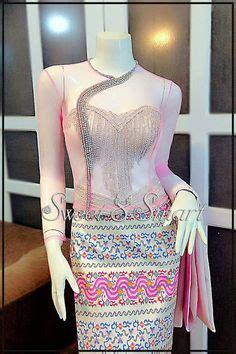 Baju Claudy Blouse myanmar dress myanmar dress dresses