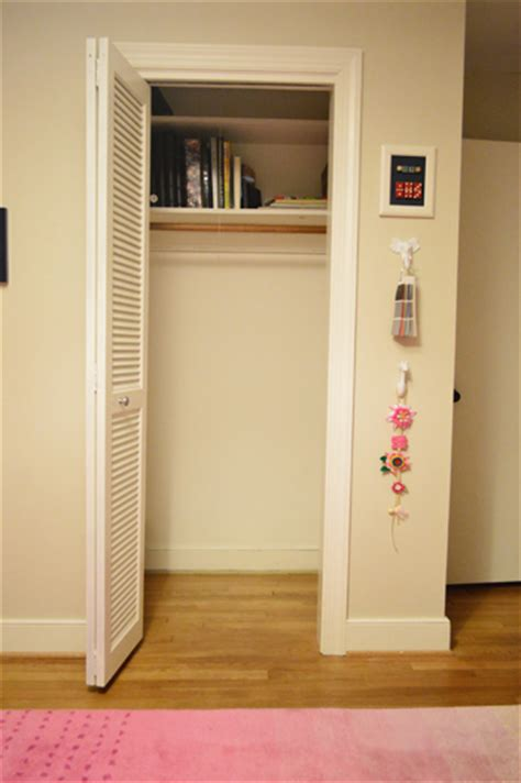 Empty Closet by A Small Closet That Doubles As A Play Space