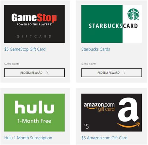 Convert Starbucks Gift Card To Amazon - use microsoft rewards to score free amazon or starbucks gift cards every month cnet