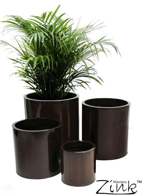buy plant pots zinc planter quality comparison
