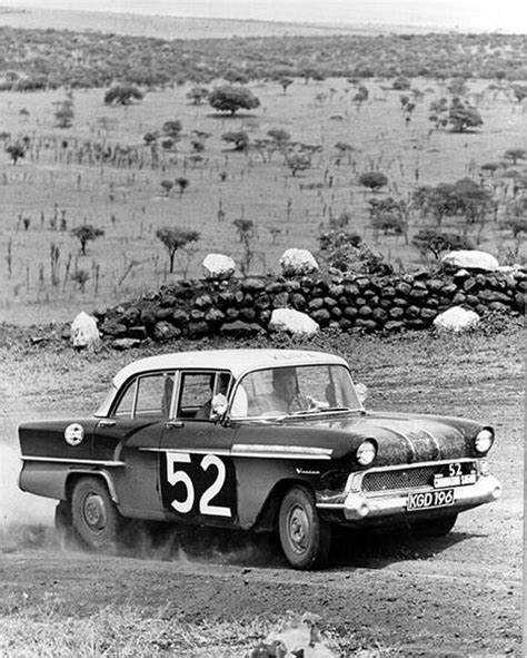 african safari car 1957 vauxhall victor f type 4cyl at the 1959 east