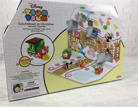 Disney Advent Calendar Disney Tsum Tsum Advent Calendar Mini Review Hello