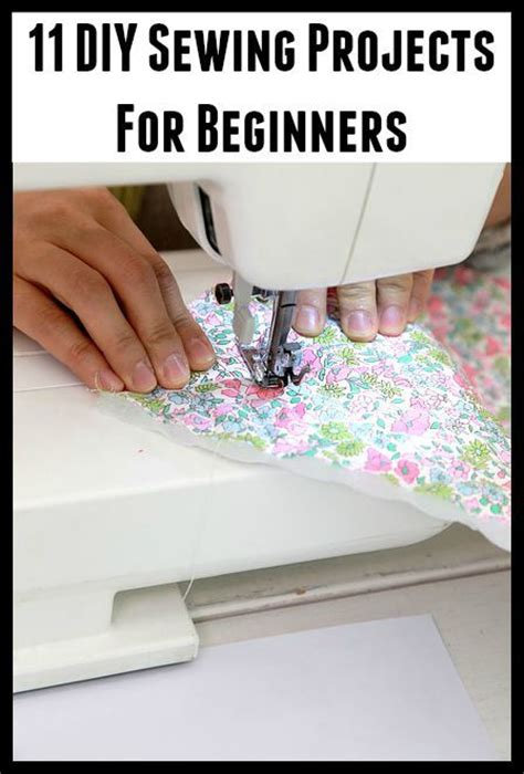 diy crafts for beginners 11 diy sewing projects for beginners ideas for bags sewing projects and