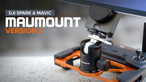 mavmount version  dji mavic pro platinum  spark