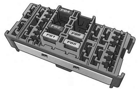 ram promaster  fuse box diagram auto genius